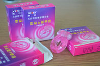 China OEM Reusable Female Vibrating Condom , Vibrating Jelly Cock Ring Ultra Pleasure factory